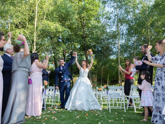 La boda de Anna y Sergi en Santa Coloma De Farners, Girona 25