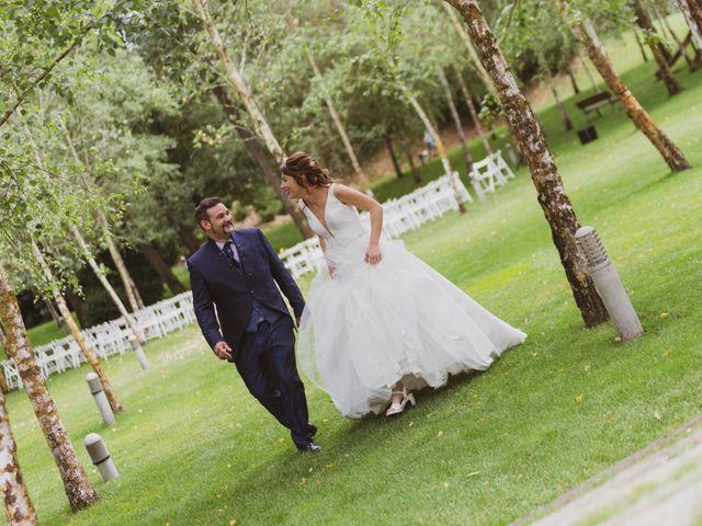 La boda de Anna y Sergi en Santa Coloma De Farners, Girona 45