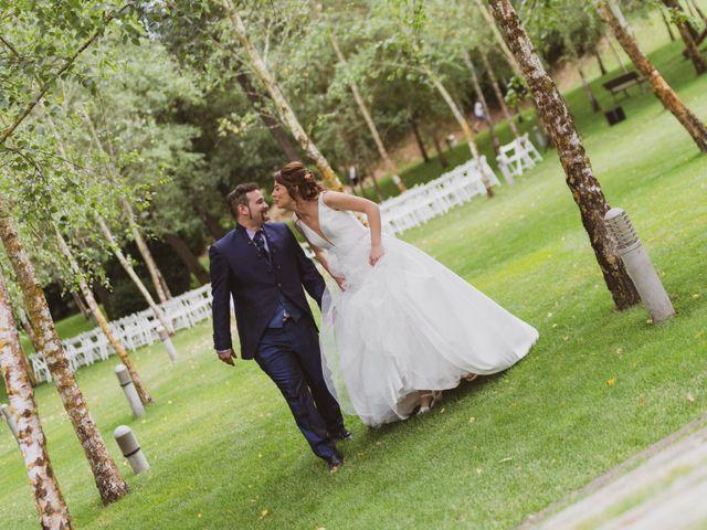 La boda de Anna y Sergi en Santa Coloma De Farners, Girona 46