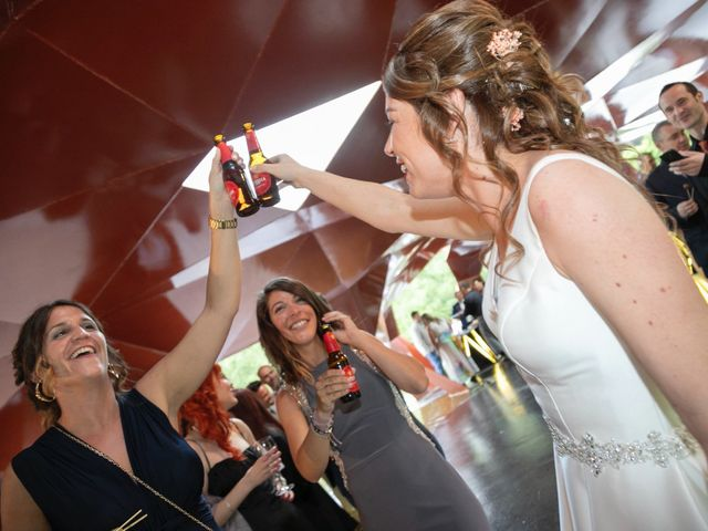 La boda de Anna y Sergi en Santa Coloma De Farners, Girona 48