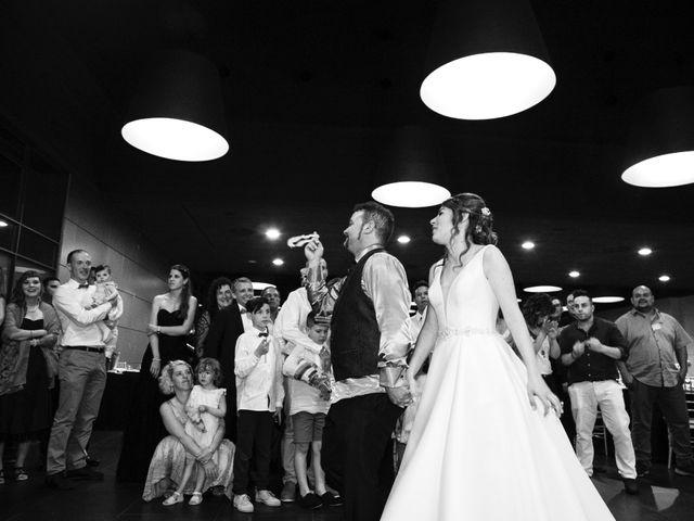 La boda de Anna y Sergi en Santa Coloma De Farners, Girona 61