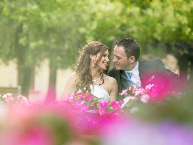 La boda de Javier y Noelia en Pamplona, Navarra 2