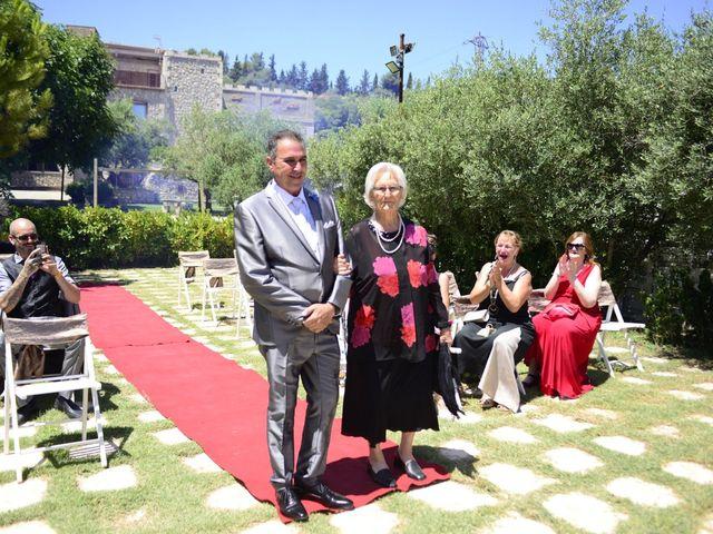 La boda de Eulogio y Isa en Canyelles, Barcelona 1