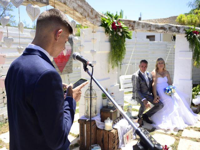 La boda de Eulogio y Isa en Canyelles, Barcelona 3