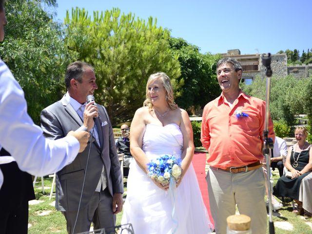 La boda de Eulogio y Isa en Canyelles, Barcelona 9