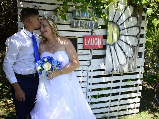La boda de Eulogio y Isa en Canyelles, Barcelona 12