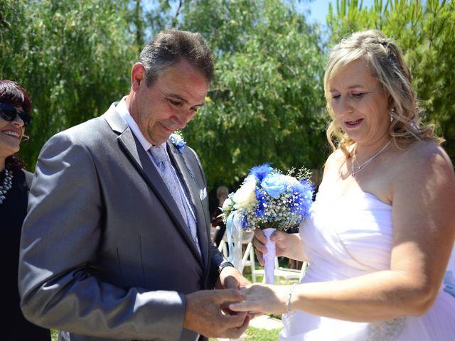 La boda de Eulogio y Isa en Canyelles, Barcelona 14