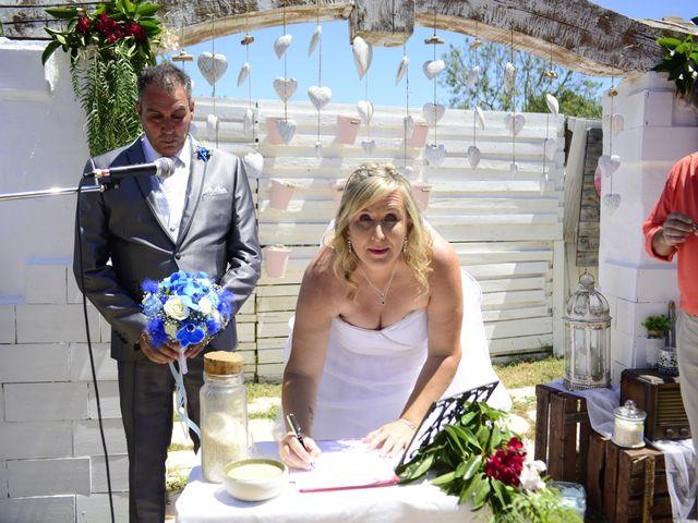 La boda de Eulogio y Isa en Canyelles, Barcelona 15