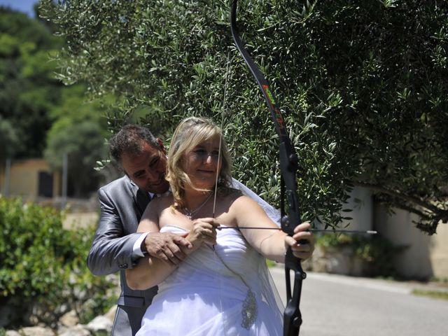 La boda de Eulogio y Isa en Canyelles, Barcelona 16