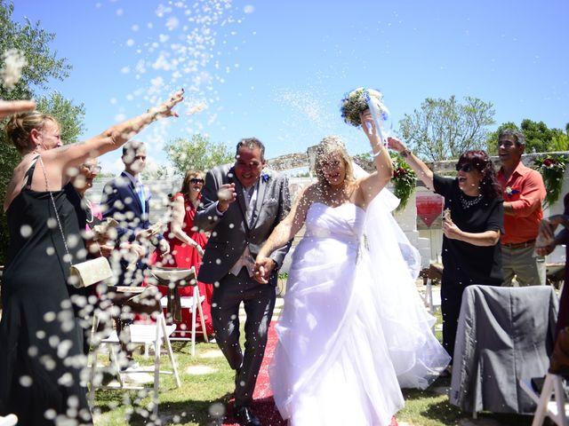 La boda de Eulogio y Isa en Canyelles, Barcelona 19