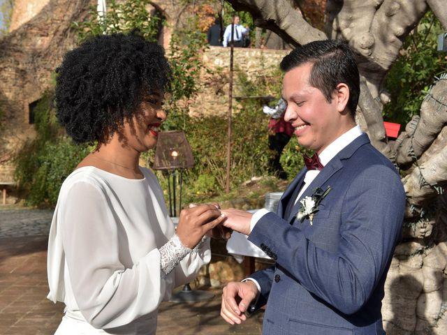 La boda de Gerlany y Alberto en Barcelona, Barcelona 8