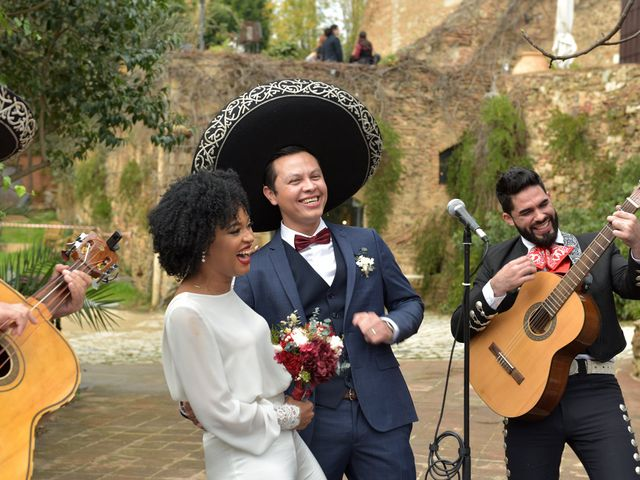 La boda de Gerlany y Alberto en Barcelona, Barcelona 10