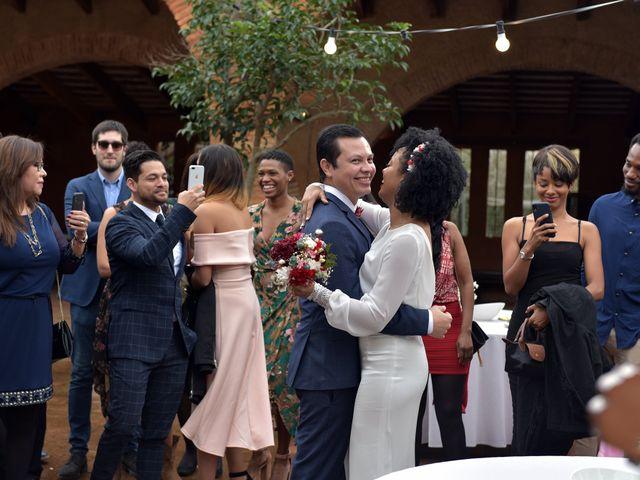 La boda de Gerlany y Alberto en Barcelona, Barcelona 13