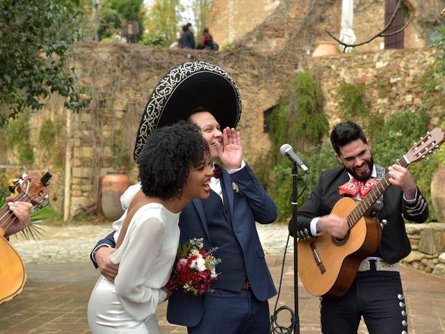 La boda de Gerlany y Alberto en Barcelona, Barcelona 17