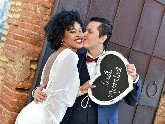 La boda de Gerlany y Alberto en Barcelona, Barcelona 20