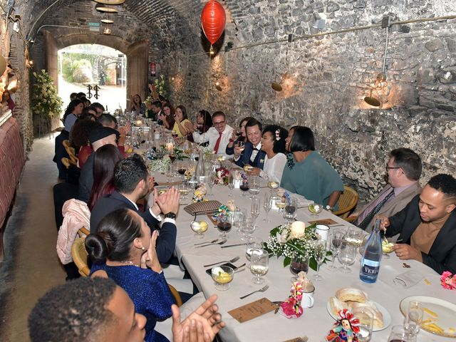 La boda de Gerlany y Alberto en Barcelona, Barcelona 32