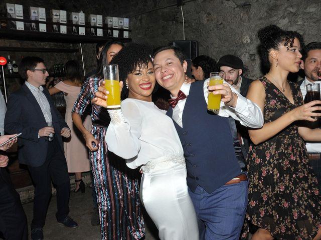 La boda de Gerlany y Alberto en Barcelona, Barcelona 37