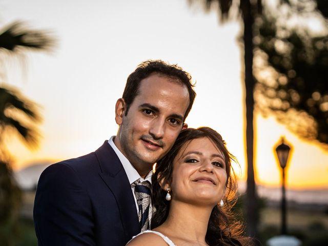 La boda de Javier y Lucía en Alhaurin De La Torre, Málaga 6
