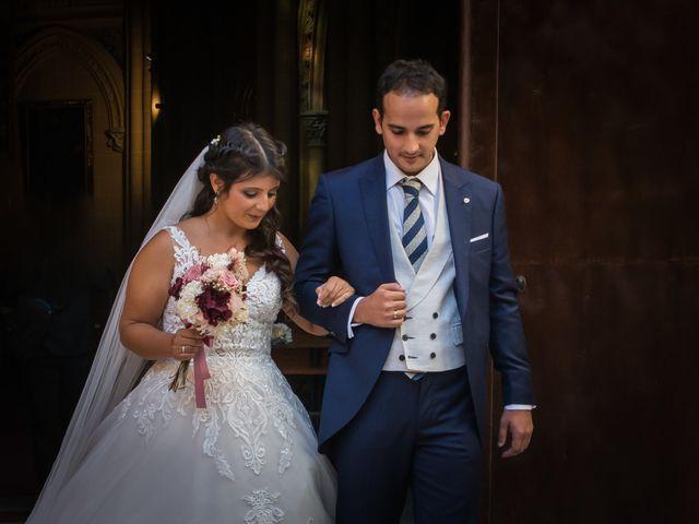 La boda de Javier y Lucía en Alhaurin De La Torre, Málaga 8