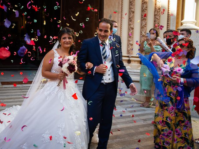 La boda de Javier y Lucía en Alhaurin De La Torre, Málaga 9