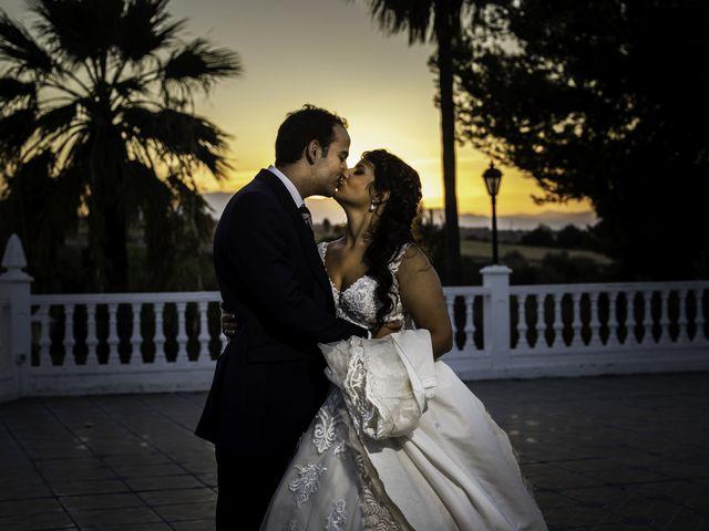 La boda de Javier y Lucía en Alhaurin De La Torre, Málaga 16