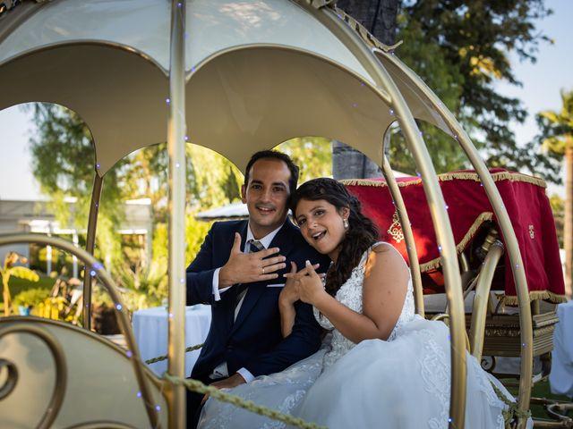 La boda de Javier y Lucía en Alhaurin De La Torre, Málaga 18