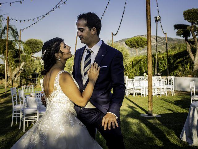 La boda de Javier y Lucía en Alhaurin De La Torre, Málaga 19