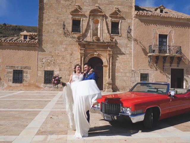 La boda de Merce y Domin en Albox, Almería 1