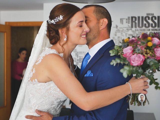 La boda de Merce y Domin en Albox, Almería 5