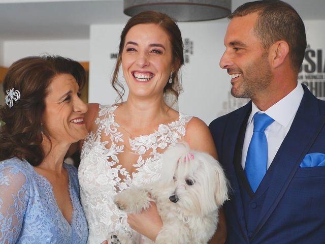 La boda de Merce y Domin en Albox, Almería 6
