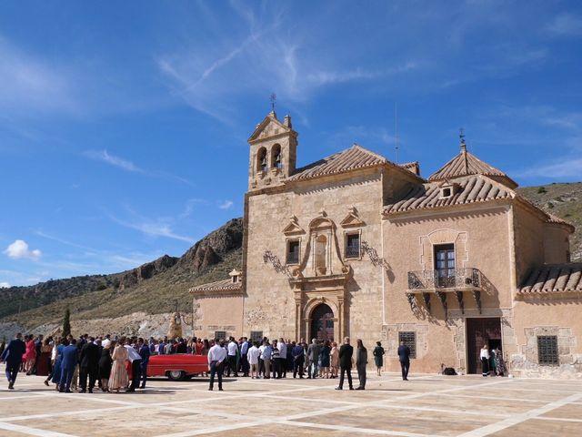La boda de Merce y Domin en Albox, Almería 9