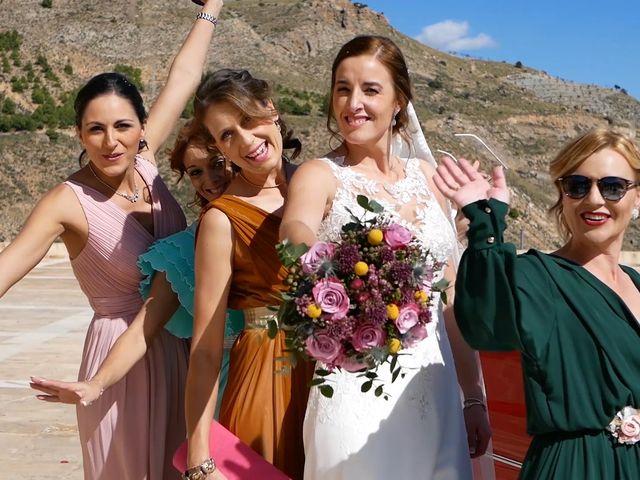 La boda de Merce y Domin en Albox, Almería 10