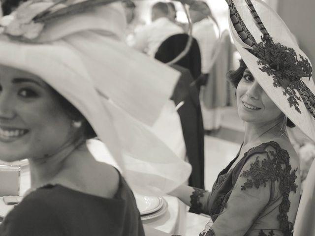 La boda de Merce y Domin en Albox, Almería 16