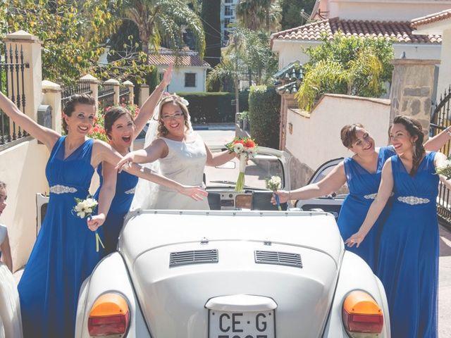 La boda de Jose Antonio y Ana Isabel en San Pedro de Alcántara, Málaga 5