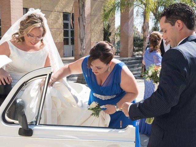 La boda de Jose Antonio y Ana Isabel en San Pedro de Alcántara, Málaga 6