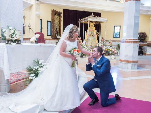 La boda de Jose Antonio y Ana Isabel en San Pedro de Alcántara, Málaga 10
