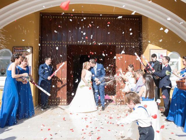 La boda de Jose Antonio y Ana Isabel en San Pedro de Alcántara, Málaga 11