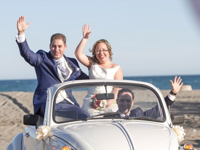La boda de Jose Antonio y Ana Isabel en San Pedro de Alcántara, Málaga 15