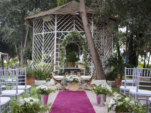 La boda de Miguel y Patricia en Picanya, Valencia 3