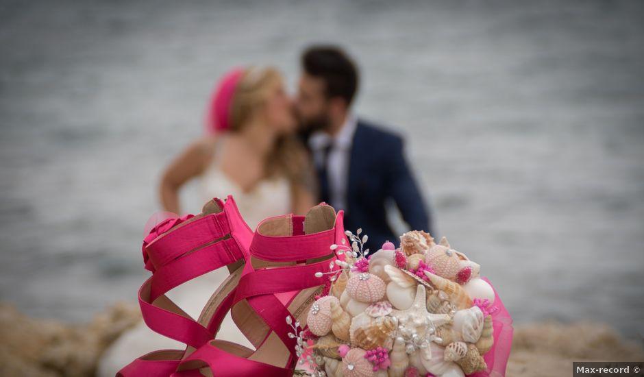 La boda de Brian y Mónica en Arenys De Mar, Barcelona
