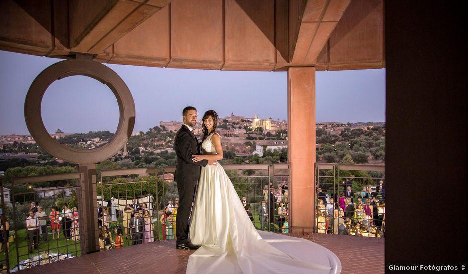 La boda de Jonatan y Sara en Toledo, Toledo