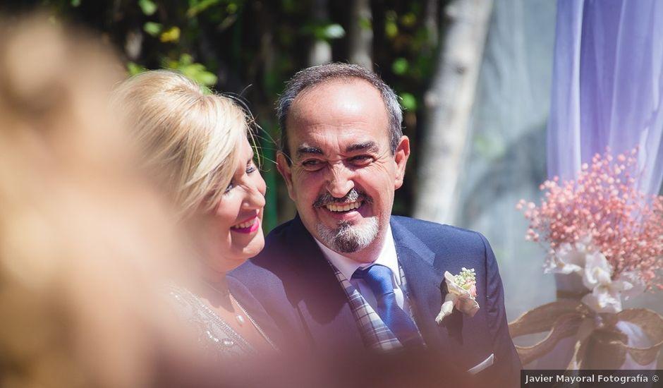 La boda de Kike y Pilar en Villanueva De Gallego, Zaragoza