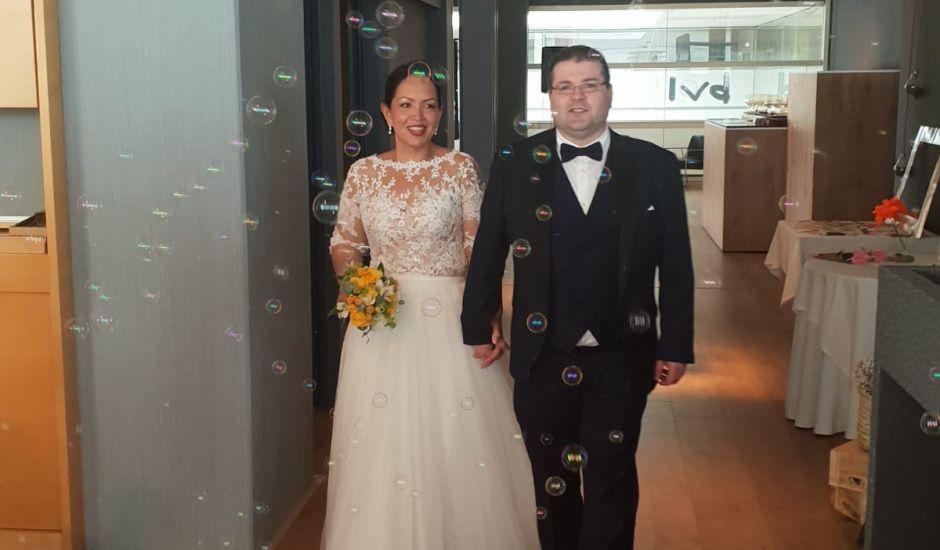 La boda de Alejandro y Nataly en Irun, Guipúzcoa