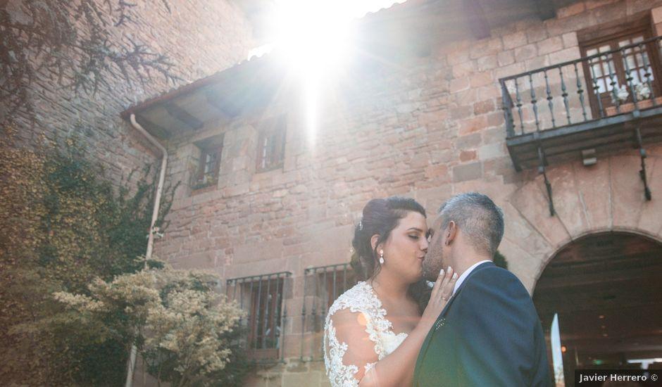 La boda de Aris y Ainhoa en Berrioplano, Navarra