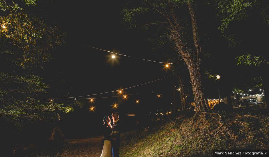 La boda de Ruben y Vanessa en Pujarnol, Girona
