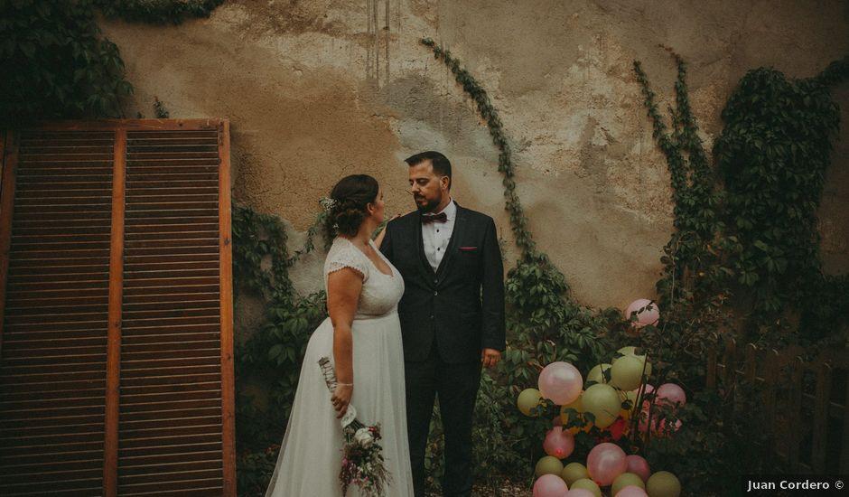 La boda de Oriol y Eva en Riudoms, Tarragona