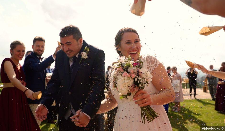 La boda de Patri y Albert en Igualada, Barcelona