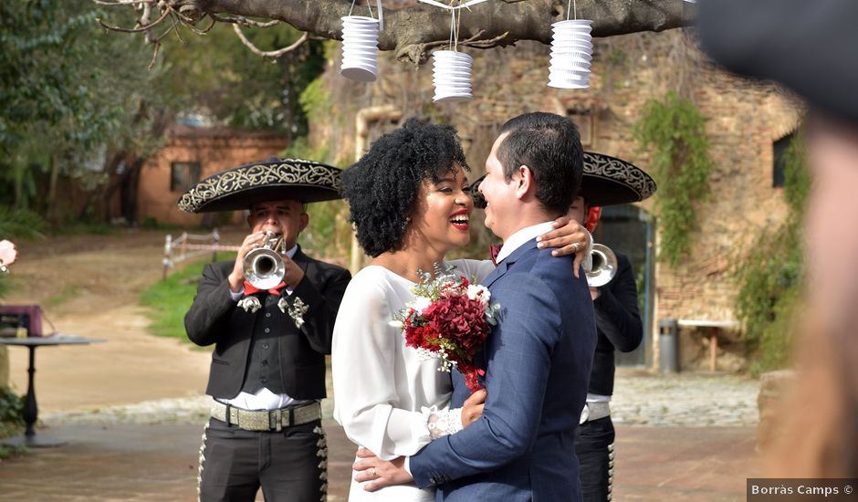 La boda de Gerlany y Alberto en Barcelona, Barcelona