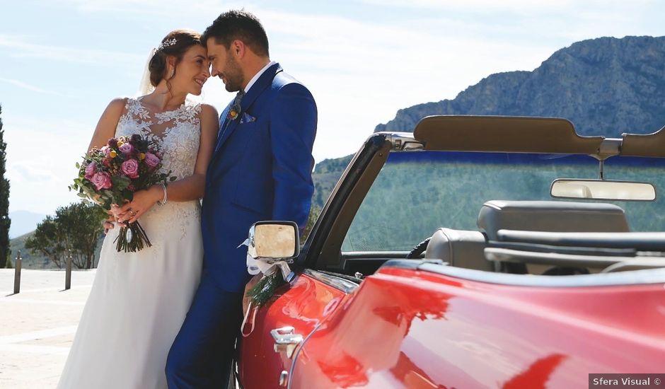 La boda de Merce y Domin en Albox, Almería