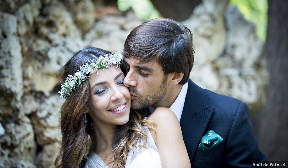 La boda de Miguel y Patricia en Picanya, Valencia